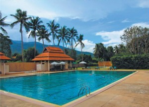 6. Photograph of Centre of the Universe Chiang Mai Swimming Pool and Resort