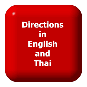 Directions in Eng&Thai